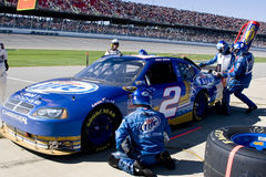 NASCAR:  November 01 Amp Energy 500 Stock Image