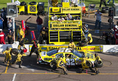 NASCAR:  November 14 Able Body Labor 200 Royalty Free Stock Photos