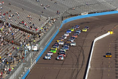 NASCAR:  November 14 Able Body Labor 200 Stock Image