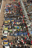 NASCAR:  November 14 Able Body Labor 200 Royalty Free Stock Photography