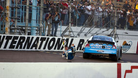 NASCAR:  November 14 Able Body Labor 200 Stock Photography