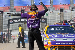 NASCAR:  November 6 Dickies 500 Royalty Free Stock Photo