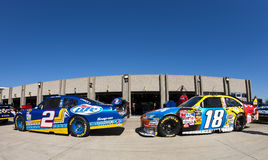 NASCAR:  November 6 Dickies 500 Stock Photo
