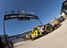 NASCAR:  November 6 Dickies 500 Royalty Free Stock Photo
