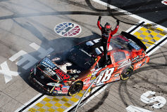 NASCAR:  November 7 O'Reilly Challenge Stock Photo