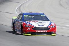 NASCAR: November 02 AAA Texas 500 stock image