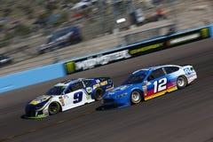 NASCAR: November 11 Can-Am 500k royalty free stock photo