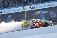 NASCAR: November 11 Can-Am 500k stock images