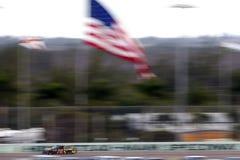 NASCAR: 18 november Ford 400 stock fotografie