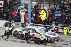 NASCAR: 18 november Ford 400 royalty-vrije stock foto