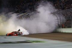 NASCAR: November 19 Ford EcoBoost 400 Royaltyfri Foto