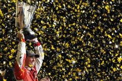 NASCAR: November 16 Ford EcoBoost 400 Fotografering för Bildbyråer