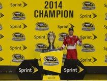NASCAR: Am 16. November Ford EcoBoost 400 Lizenzfreies Stockfoto