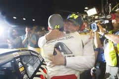NASCAR: Am 22. November FORD EcoBoost 400 Lizenzfreie Stockfotografie