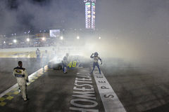 NASCAR: Am 20. November FORD EcoBoost 400 Stockfotos
