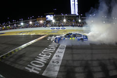 NASCAR: Am 20. November FORD EcoBoost 400 Stockfotografie
