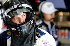 NASCAR: Am 19. November Ford EcoBoost 400 Lizenzfreies Stockbild