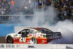NASCAR: 12 november kunnen-Am 500k Royalty-vrije Stock Foto's