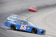NASCAR: November 03 nolla 'Reilly Auto Parts Challenge royaltyfri bild