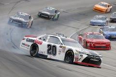 NASCAR: November 03 nolla 'Reilly Auto Parts Challenge fotografering för bildbyråer