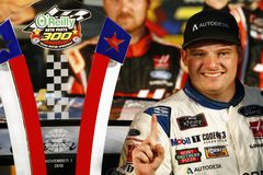 NASCAR: 03 november O 'Reilly Auto Parts Challenge stock fotografie