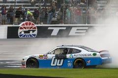 NASCAR: 03 november O 'Reilly Auto Parts Challenge stock foto's