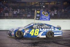 NASCAR: November 20 serie för Ford EcoBoost 300 och 2016 NASCAR Xfinity Fotografering för Bildbyråer