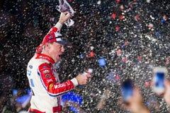 NASCAR : 4 novembre D.C.A. le Texas 500 photographie stock libre de droits