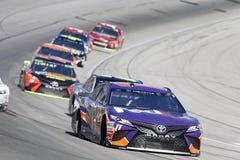 NASCAR : 4 novembre D.C.A. le Texas 500 photographie stock