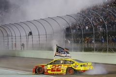 NASCAR : 18 novembre Ford 400 photos stock