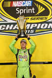 NASCAR: 23 novembre FORD EcoBoost 400 Fotografia Stock Libera da Diritti
