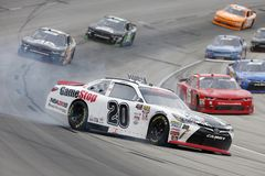 "NASCAR : 3 novembre O ""Reilly Auto Parts Challenge image stock"