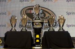 NASCAR: NOVEMBRO 21 Ford 400 imagem de stock royalty free