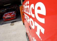 NASCAR: O autismo maio de 14 fala 400 Fotografia de Stock