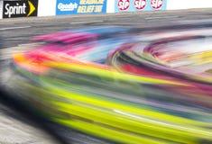 NASCAR 2013:  O RELEVO da DOR DE CABEÇA do PRESENTE da série do copo da sprint DISPAROU em 500 Imagens de Stock