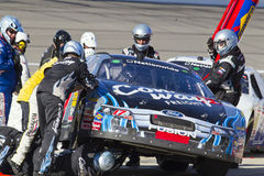 NASCAR:  Oct 02 Kansas Lottery 300 Royalty Free Stock Photography