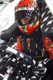 NASCAR:  Oct 02 Price Chopper 400 Royalty Free Stock Photos