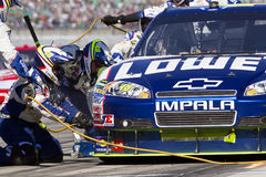 NASCAR:  Oct 03 Price Chopper 400 Stock Image