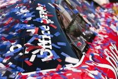NASCAR:  Oct 10 Pepsi Max 400 Stock Image