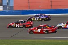 NASCAR:  Oct 10 Pepsi Max 400 Stock Photos