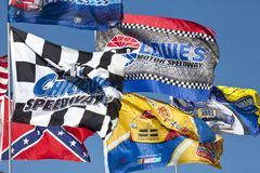 NASCAR:  Oct 16 Bank of America 400 Royalty Free Stock Images