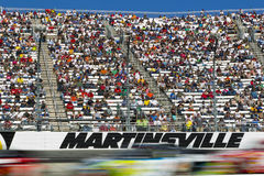 NASCAR:  Oct 16 Bank of America 400 Stock Images