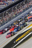 NASCAR:  Oct 31 Amp Energy Juice 500 Royalty Free Stock Image
