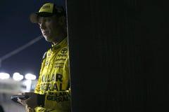 NASCAR: Oct 06 bank amerykański 500 Zdjęcie Royalty Free