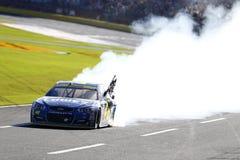 NASCAR: 09 Oct Bank van Amerika 500 Stock Afbeelding
