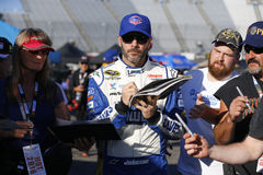 NASCAR: Oct 28 Goody's Fast Relief 500 Stock Photography