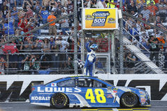 NASCAR: Oct 30 Goody's Fast Relief 500 Stock Image