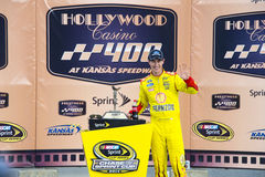 NASCAR:  Oct 05 Hollywood Casino 400 Royalty Free Stock Image