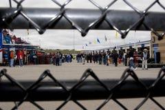 NASCAR:  October 03 Price Chopper 400 Royalty Free Stock Image