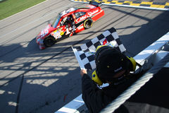 NASCAR:  October 04 Price Chopper 400 Royalty Free Stock Photo